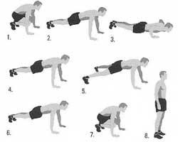 8-count bodybuilder