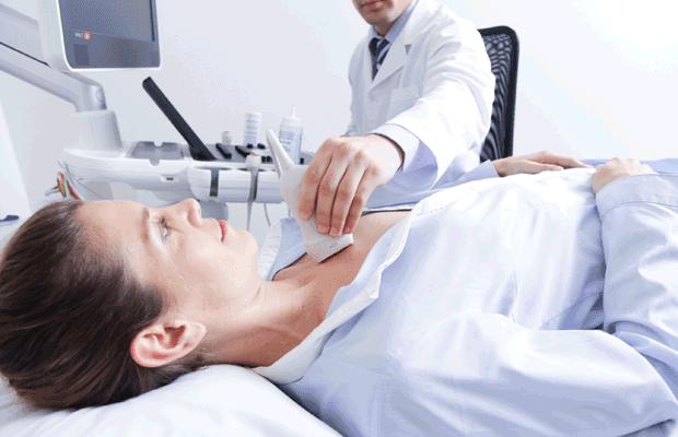Docteur faire une échographie doppler