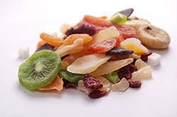 fruits séchés