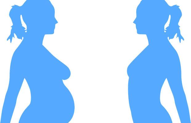 graisse de grossesse