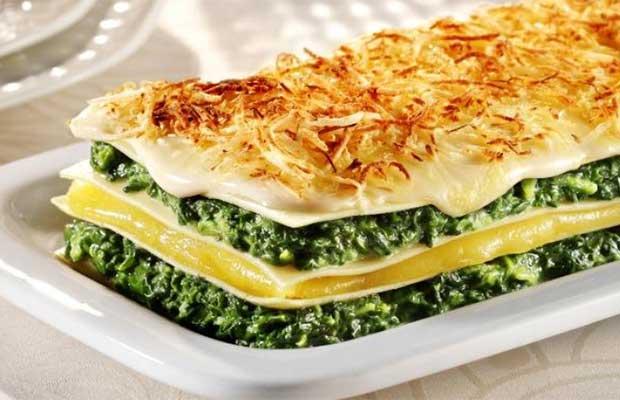 lasagnes végétales