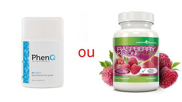 phenq ou raspberryketoneplus