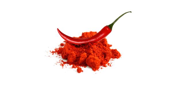 poudre de chili
