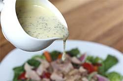 sauces à salade