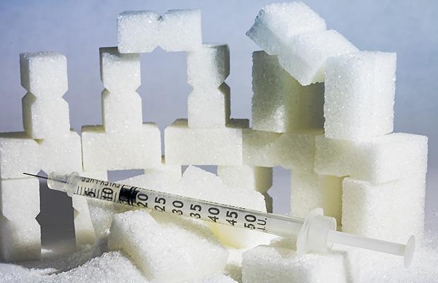 sucre et insuline