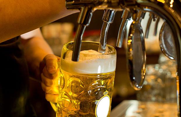 ventre de bière