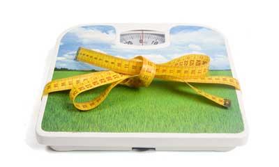 échelle de poids