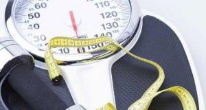 Échelle ruban à mesurer et Haltères