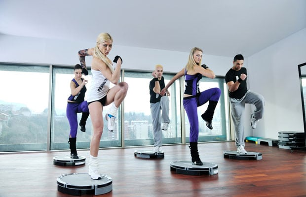 fitness groupe