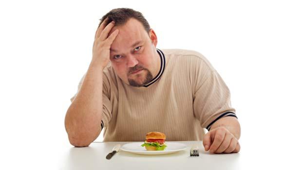 L'homme dans le régime alimentaire