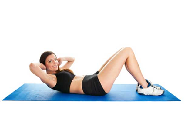 redressement assis et graisse du ventre