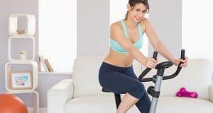 ajuster brune faire velo exercice