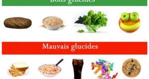 bons glucides mauvais glucides