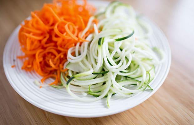 legumes spiralises