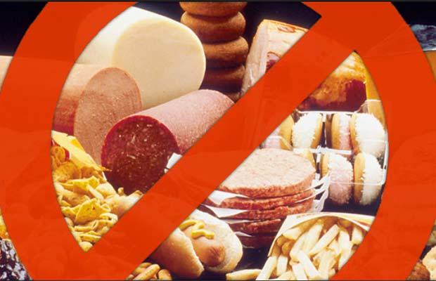 alimentation exempte de gras