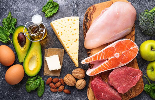 aliments cétogènes