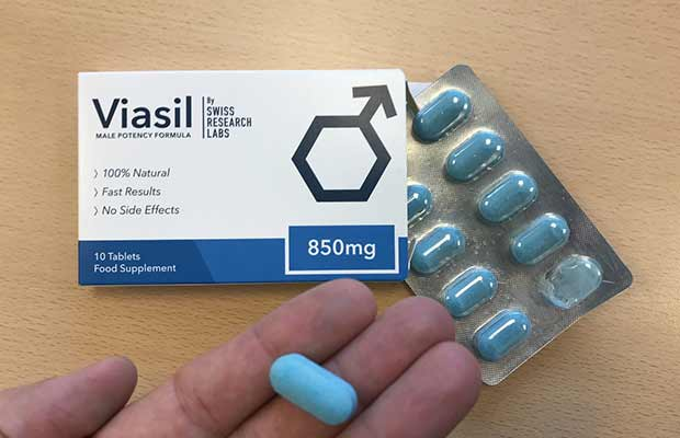 pilules de viasil